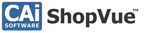 CAI Software – ShopVue Logo